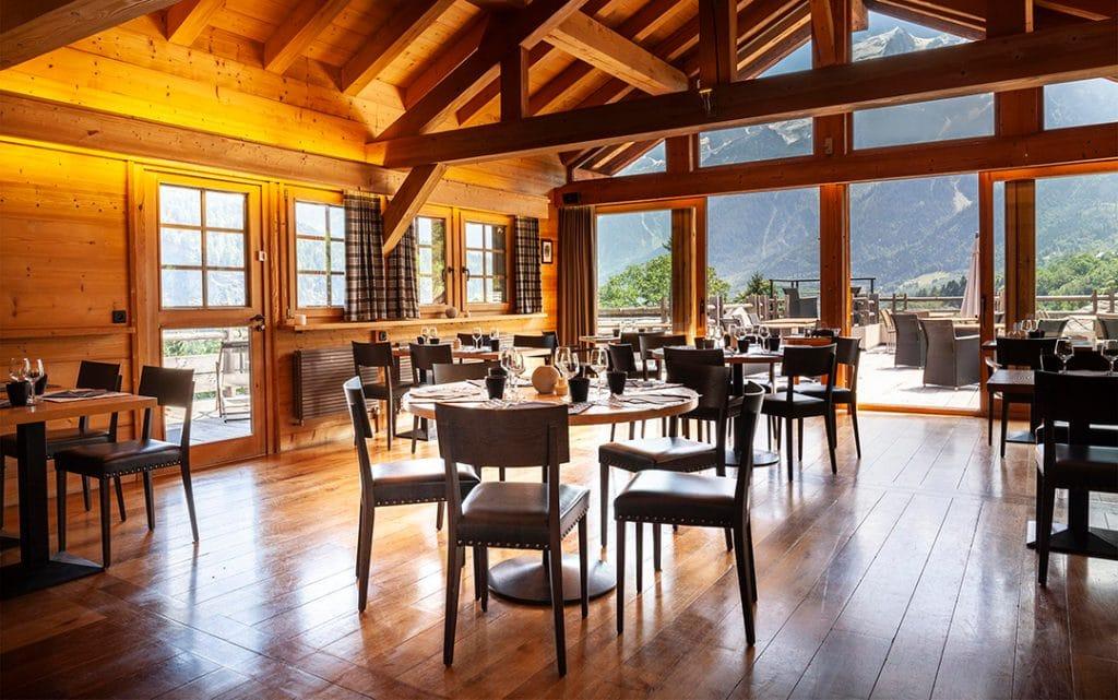 restaurant la table des granges life maker studio